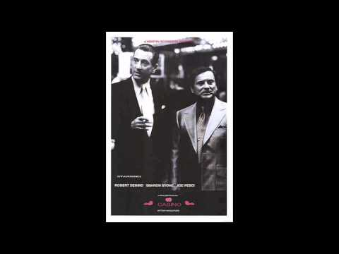 Casino Movie Soundtrack - Opening Scene Music - St Matthew Passion - Robert DeNiro & Joe Pesci