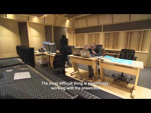 Andrew Downes Czech Philharmonic Orchestra Recording Documentary