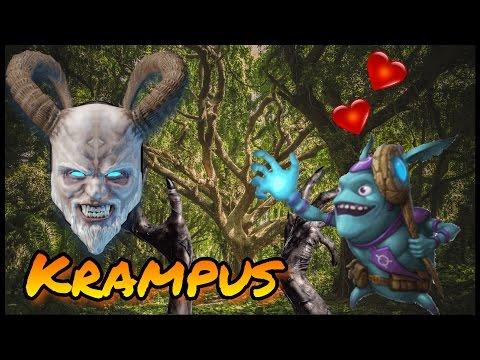 Arcane Legends- Krampus