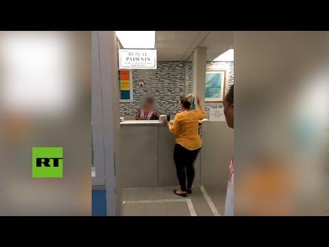 Racismo en Canadá: Una mujer exige un 'doctor blanco' para su hijo