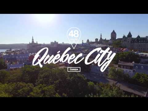 48 Hours in Quebec City, QC
