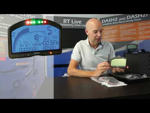 Race Technology DASH2 PRO Digital Dashboard And Data Logger Introduction