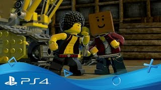 Introducing the new twoplayer coop mode allowing friends and family to fight crime in LEGO CITY Undercover together for the first time