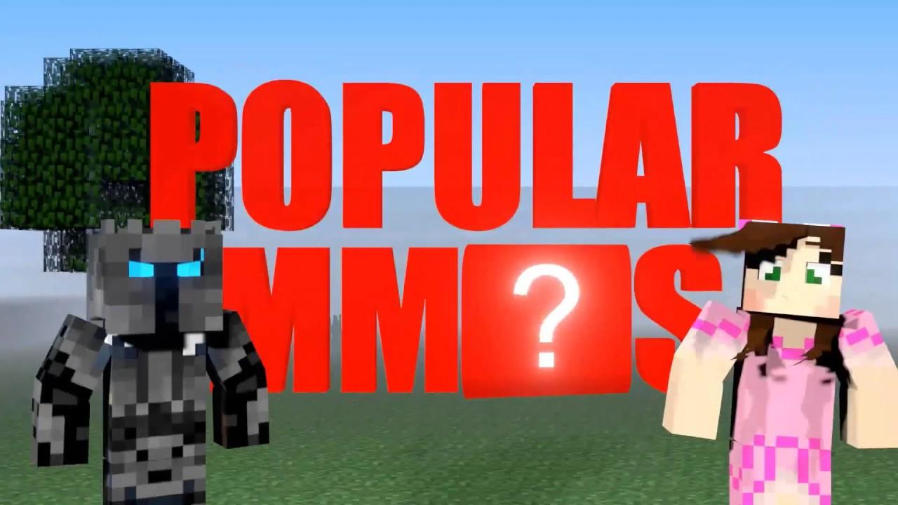 [Minecraft] PopularMMOs fan intro