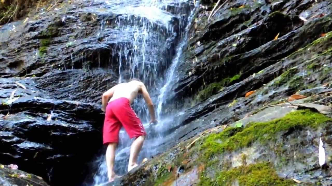 Cachoeira da Felicidade (Gomeral) - Guaratinguetá/SP - YouTube