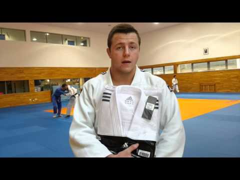 Adidas Contest Judo Gi Review by Ben Fletcher British Judo Squad