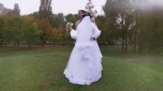 Свадебный клип Сергей + Инна Кафе СТАРА ФОРТЕЦЯ(музика тамада спецэфекты )