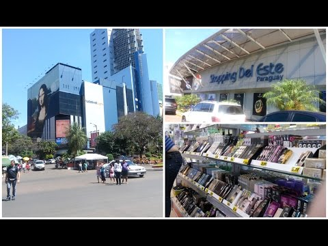 Vlog - Paraguai e Duty Free Argentina