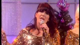 Loose Women - last show of 2010 with Nana's Aloud singing The Promise - 23/12/10
