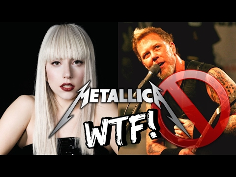 LADY GAGA sera VOCALISTA de METALLICA | James Hetfield se enferma y pierde su VOZ