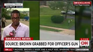 CNN reads BOMBSHELL report of Officer Wilson