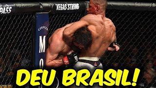 RESULTADO LUTA ALEX COWBOY VS CARLOS CONDIT (UFC GLENDALE)