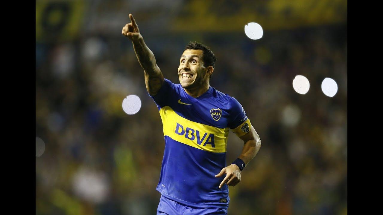 Imagenes De Carlos Tevez En Boca Junior Hd Imagenes De: Fotos De Tevez En Boca 2016 Gol De Carlos Tevez Boca 4 2 Deportivo Cali Grupo 3
