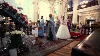 венчание Александра и Анны
