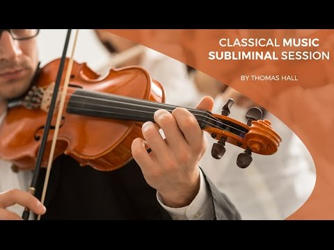 Be Confident When Meeting Women - Classical Music Subliminal Session - By Thomas Hall