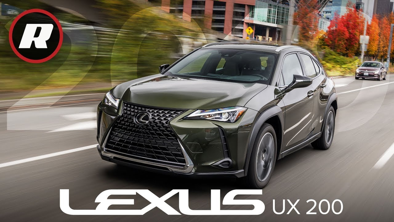 2019 Lexus UX 200 is high on style but low on performance | Review