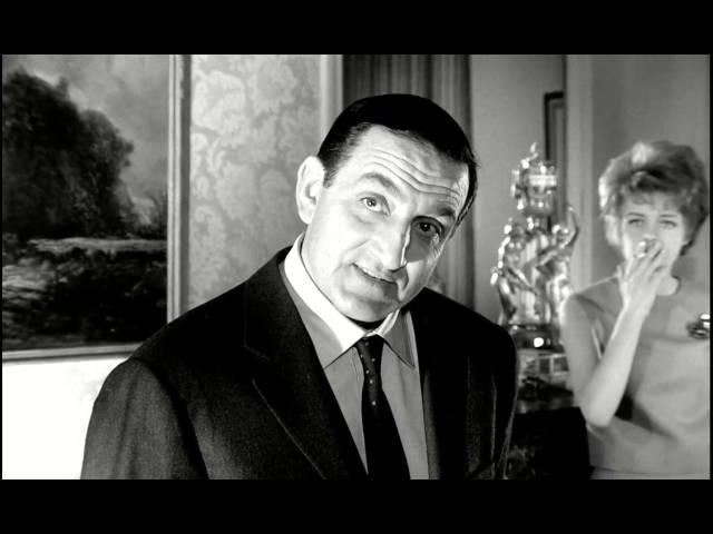 Les Tontons flingueurs (1963) - Il commence à me les briser menu