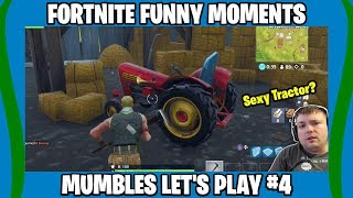Fortnite Funny Moments and Fails - Noobtastic Gameplay #4 by Mumbles