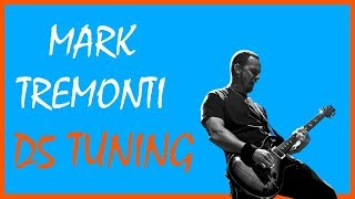 how to tune your guitar like mark tremonti (open d5 tuning)