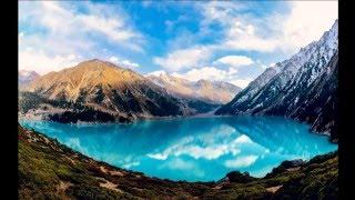 Большое Алматинское озеро - Big Almaty lake(Большое Алматинское озеро расположено на расстоянии 2,8 километров южнее Алматы, что составляет 1 час двадца..., 2016-04-29T14:24:15.000Z)