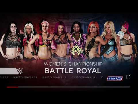 Women's Championship Battle Royal