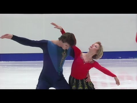 "[HD] Elena Berezhnaya & Anton Sikharulidze ""Happy Valley"" 1998 NHK Trophy SP  Бережная, Сихарулидзе"
