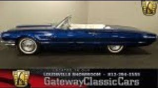 1965 Ford Thunderbird - Louisville - Stock #1733