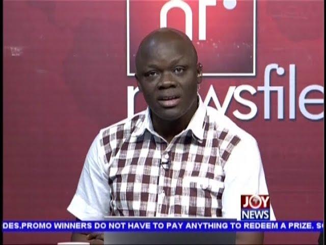 Samson's Take - Newsfile on JoyNews (13-10-18)