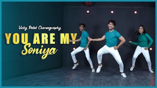 You Are My Soniya Dance Video   Vicky Patel Choreography With Tutorial
