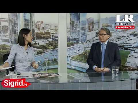 Entrevista a Marisa Glave y Marcos Ibazeta - SIGRID.PE