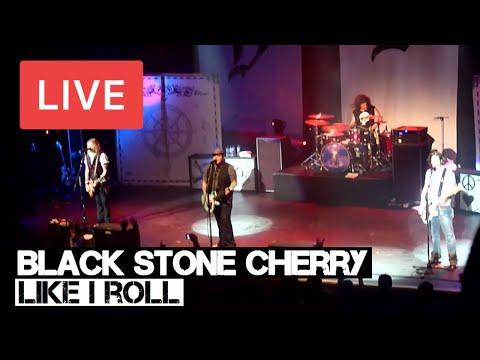 Black Stone Cherry - Like I Roll Live in [HD] @ HMV Forum, London 2012