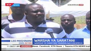 Warsha ya saratani yaandaliwa Kakamega