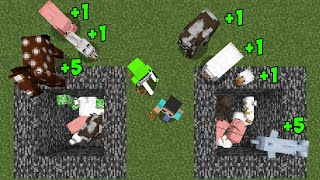 Minecraft Mob Race...