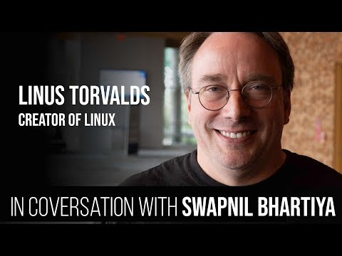 Linus Torvalds Interview