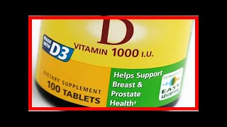 Breaking News | Vitamin d supplements protect against severe asthma attacks, study shows