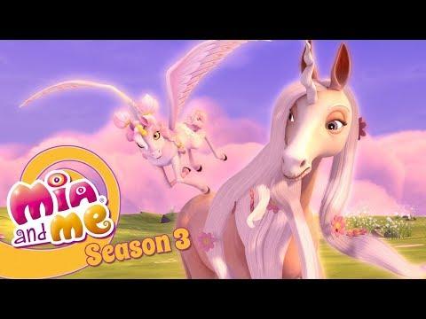 Flying dragons and Kyara´s goodbye - Part 2  - Mia and me Season 3