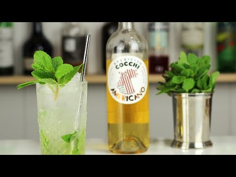 ITALIAN MOJITO - what's your favourite Mojito recipe?