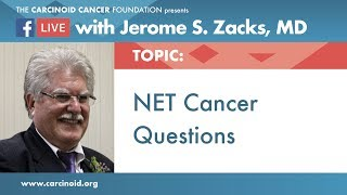 NET Cancer Questions with Jerome S. Zacks, MD
