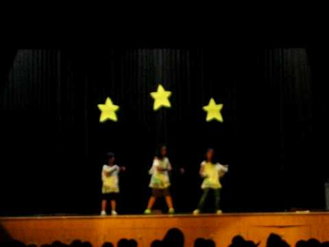 CJ Bautista 4th Grade Talent Show- Right Round