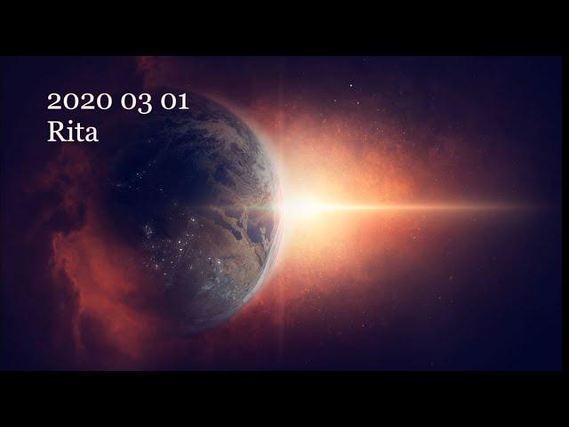 2020 03 01. Veda Rita