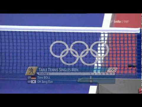 Tischtennis Olympia