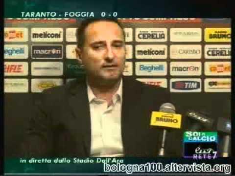 Bologna FC 1909 – Palermo 1-3 01/04/2012, Setti nel dopopartita