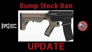 UPDATE: Bump Stock Ban Begins Tomorrow, UNLESS...