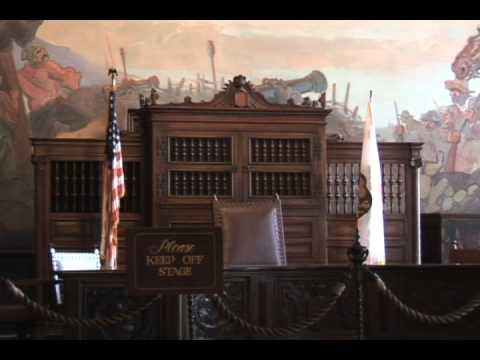 Santa Barbara Courthouse Docents