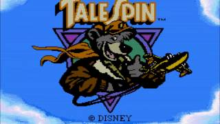 The Iron Vulture - TaleSpin (TurboGrafx-16) Soundtrack
