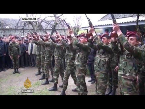 Nagorno-Karabakh crisis escalates