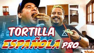 Tortilla de patatas Española nivel pro - JR INN Vlog