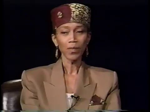 Attallah Shabazz daughter of Malcolm X interview