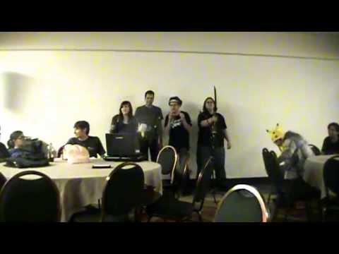 Anime Karaoke- Levan Polka- Phoenix Comicon 2013