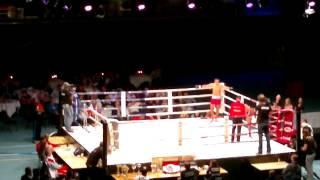 Tayfun Ozcan vs Hicham Boubkari (round 1 -- A1 WCC 9 SEPT 2012) 03:05